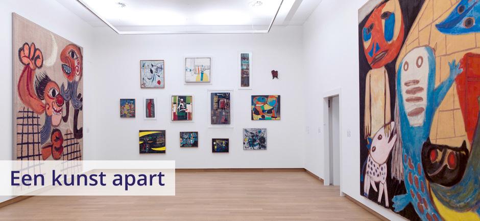 Stedelijk Museum Amsterdam, Cobra Zaal, Gert-Jan van Rooij