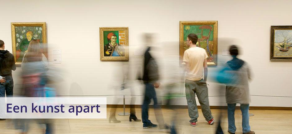 Van Gogh Museum, Michiel van Nieuwkerk